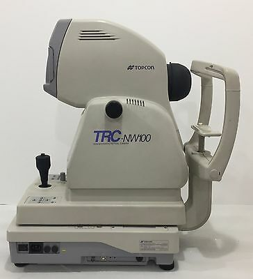 Topcon TRC-NW100 Non-Mydriatic Retinal Camera, Ship World Wide