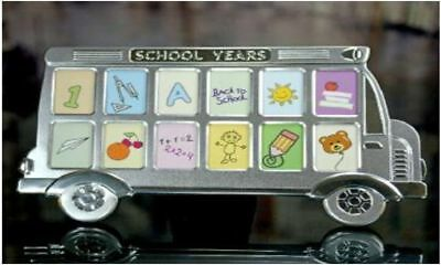 School Years Photo Frame