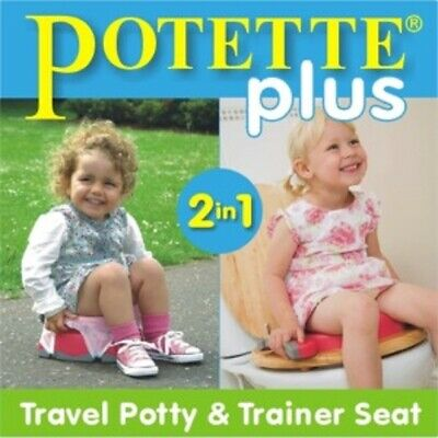 2-in-1 Potette® Plus Travel Potty