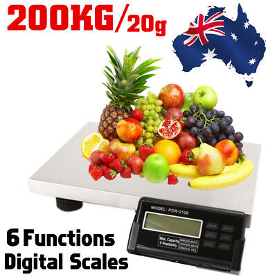 High Precision 200kg Electronic Digital Platform Scale Postal Scales Body Weight