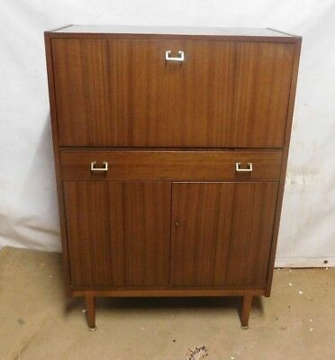 Retro Nathan Cocktail Cupboard - Vintage - Mid Century