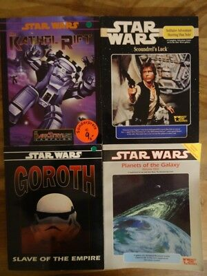 Star Wars The Roleplaying Game Very good to NEW condition (West End Games)