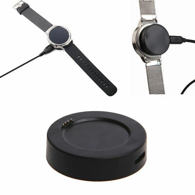 Portable Magnetic Base USB Charging Dock Charger Cradle For Huawei Smart Watch