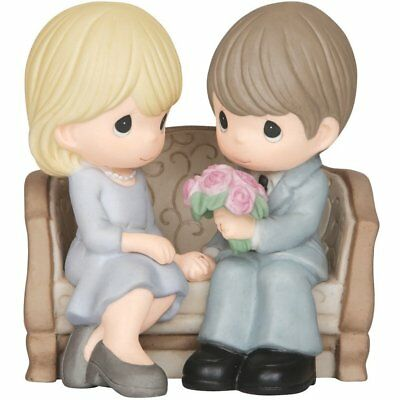 Precious Moments AN EVERLASTING LOVE Figurine Valentines Day Anniversary Gift