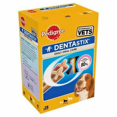Pedigree Dentastix medium 10-25 kg pz 28
