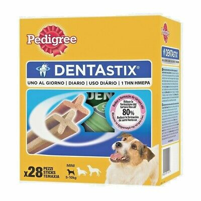 Pedigree Dentastix mini 5-10 kg pz 28