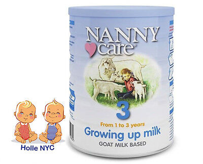 NANNY Care Growing up Milk Goat Milk 900g 09/2019 FREE PRIORITY MAIL