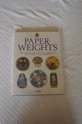 PAPER-WEIGHTS Collector's Guide Paperweight Antique Paperweights Collector Book
