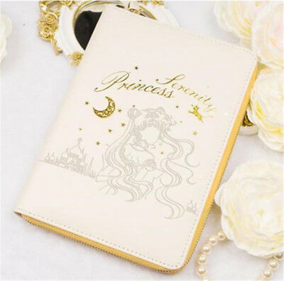 2018 Sailor Moon Princess Serenity Notebook Diary Planner Schedule Book Gifts