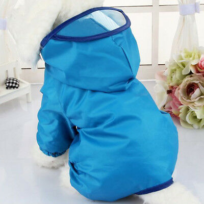 Eg_ Puppy Dog Winter Warm Jacket Pet Waterproof Clothes Apparel Coat Vest Useful