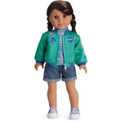American Girl Of The Year 2018 - Luciana's Stellar Outfit - Excludes Doll -New