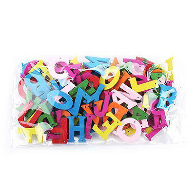 EG_ 100pcs Mixed ABC Alphabet Wooden Button DIY Craft Sewing or Scrapbooking Dre