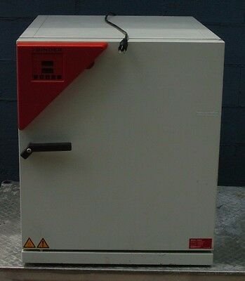 Binder CO2 Incubator 9040-0057 115V 16A Laboratory Tested to Power on.