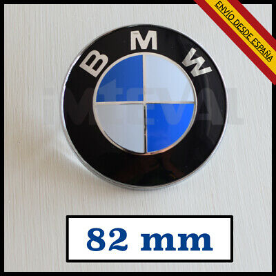 Anagrama emblema BMW 82mm REF. 51 148 132 375 insignia MADE IN GERMANY