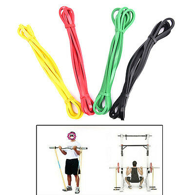 Eg_ Ba_ Latex Loop Pull Up Fitness Workout Training Crossfit Resistance Band Fab