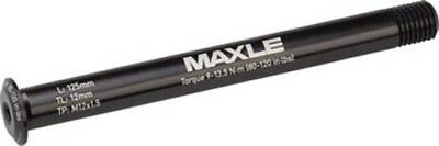 Maxle Stealth Front Road 12 x 100 mm Black