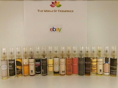 Lot Niche Fragrances Decants 5ml - To choose / Combined Postage Fast Shipping!!