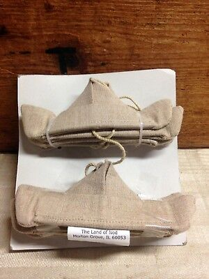 Land of Nod burlap boat banner wall hanging