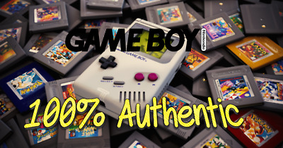 Lot of Nintendo GameBoy, Games All (100% Authentic) Game Boy GBA Sp Color