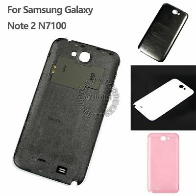 Rear Back Door Housing Battery Cover Case For Samsung Galaxy Note 2 N7100 New