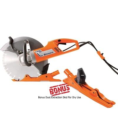 Husqvarna Wet & Dry Demolition Saw K3000