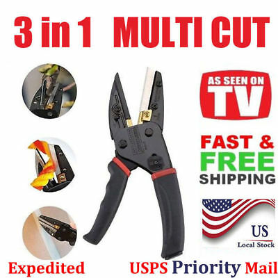 Multi Cut 3 in 1 Power Cutting Tool With Built-In Wire Cutter - As Seen On TV