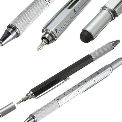 Multi-functional 6 in 1 Professional Stylus Pen for Tablet Mobile Phone Samsung