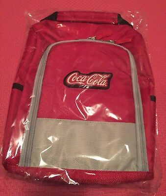 Coca Cola Cooler -Custom Soft Sided - New - OFFICIAL PRODUCT
