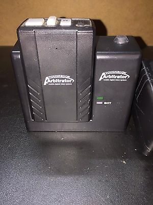 Toughbook Arbitrator ROYTDSS-900H Police Wireless Mic Transmitter / Receiver