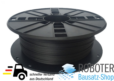 Your Droid Carbon Fiber Filament 1.75mm / 0,8kg Schwarz 3D-Drucker