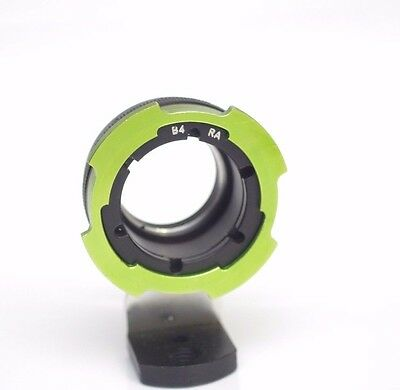 "2/3"" B4 Mount Lens to M43 M4/3 Micro 43 Camera adapter backfocus adjustable BMPC"
