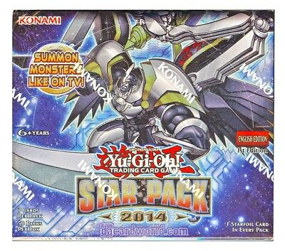 SP14 Yu-Gi-Oh! Star Pack 2014 1st Edition (99p Single Cards)