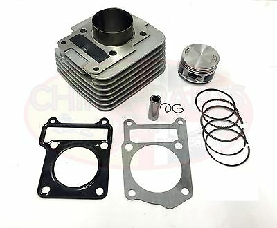 Big bore Barrel and piston kit 150cc to fit Yamaha XT 125 X 2005-2011