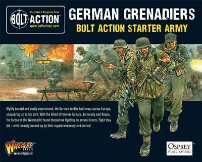 Warlord Games - Bolt Action - German Grenadiers Starter Army