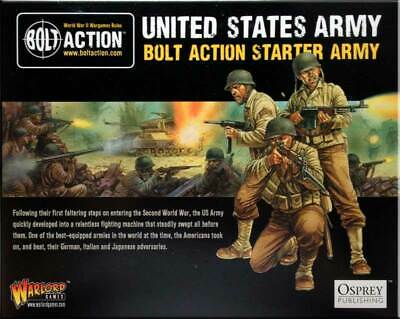 Warlord Games - Bolt Action - Starter Army - American (1000 Punkte Armydeal)
