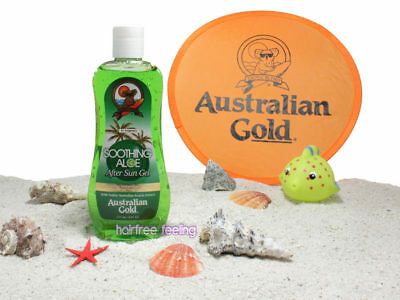 6,54€ /100 ml Australian Gold Soothing Aloe After Sun Gel  237ml
