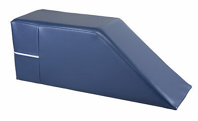 """Armedica Vinyl Therapy Bolsters - 10""""x32""""x12"""" Flat Top Wedge"""