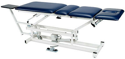Armedica AM-400 Electric High Low Traction Decompression Table  Imperial Blue