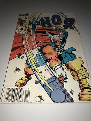 Thor 337 (1st app Beta Ray Bill) (11/83) (Marvel)