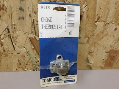TOMCO 9118 Carburetor Choke Thermostat  GM 5.7L  6.6L 1977-1978