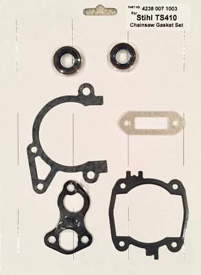 Brand new complete engine gasket set with oil seals for  Stihl TS410 & TS420