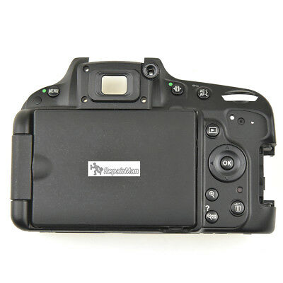 AU D5100 Rear Cover With LCD And Key Button Camera Replacemen​t Parts For Nikon