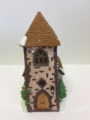 Shops of Dickens' Village Dickens' Village Church in box - Dept 56 1985. P