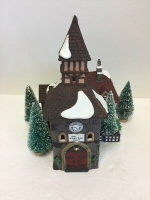 Dickens' Village Series - The Olde Camden Town Church in box Retired Dept 56. P