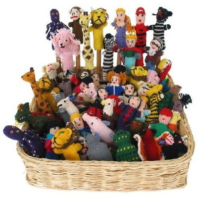 Finger puppets Lot of 100