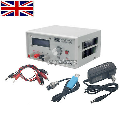 EBD-A20H Electronic Load Power Battery Capacity Tester Multimeter Discharge UK