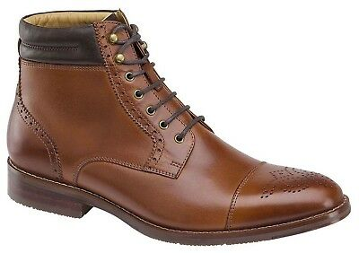 fe275dd1d97 MEN S JOHNSTON   Murphy Garner Cap Toe Boots