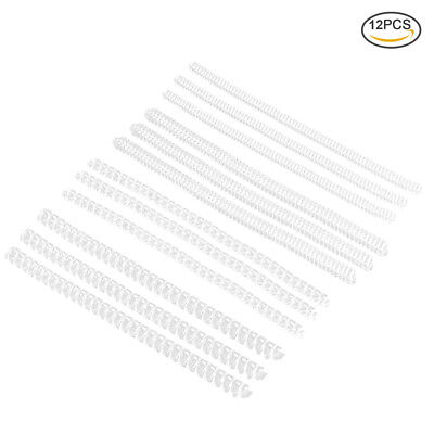 12pc Ring Size Adjuster Invisible Clear Ring Sizer Jewelry Fit Reducer Guard