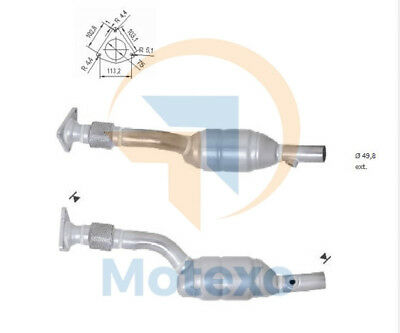 BM80482H TYPE APPROVED CATALYTIC CONVERTER CAT  FOR KIA SPORTAGE