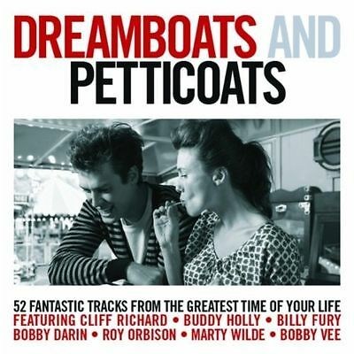 DREAMBOATS & AND PETTICOATS / PETTYCOATS - The Best Of - Greatest Hits 2 CD NEW